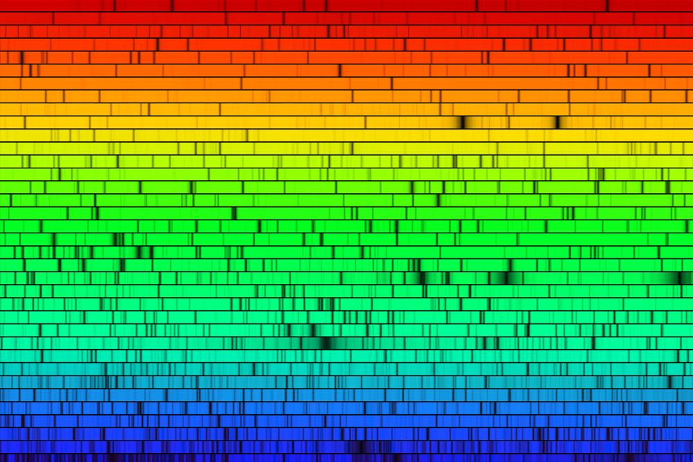 Alle fargene i universet
