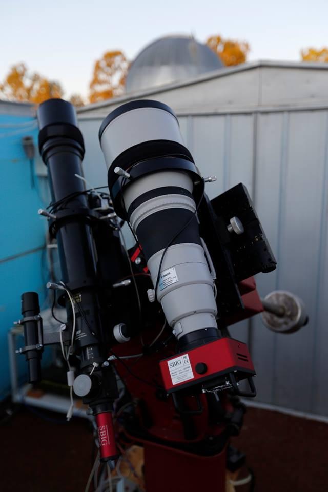 Huntsman-telescope