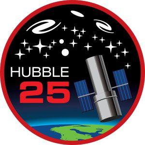 hubble25-patch-logo