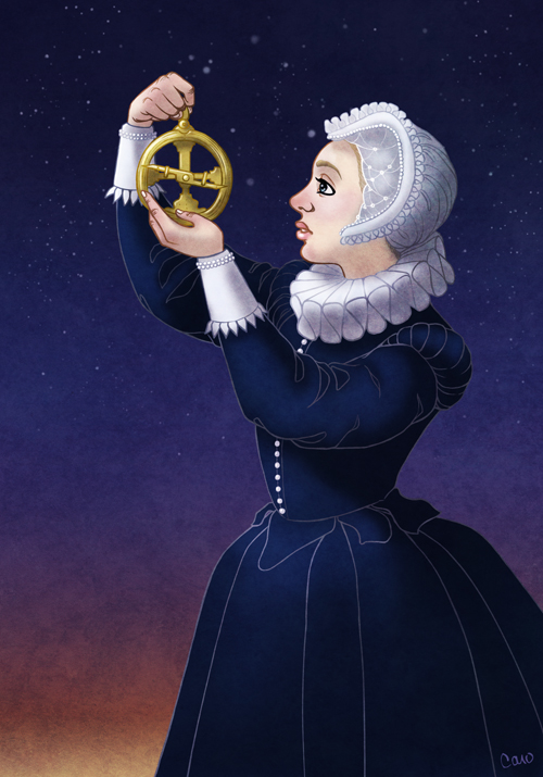 sophie-brahe-illustration-portrait