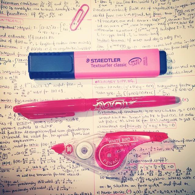 fys3140-pink-notes-formulas-equations-sheet