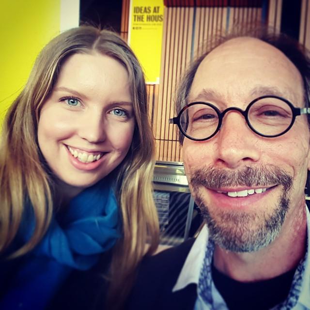 maria-lawrencekrauss-selfie-australia
