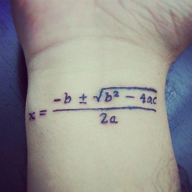 math-tattoo-root
