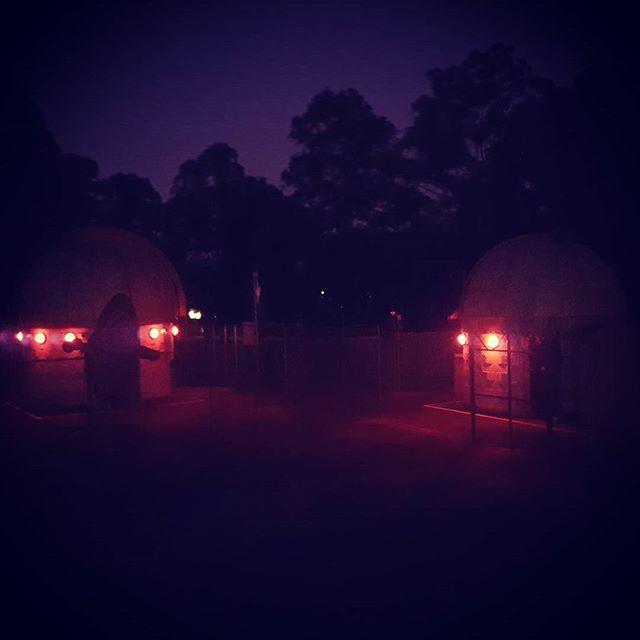 macquarieuniversity-observatory-dome-night