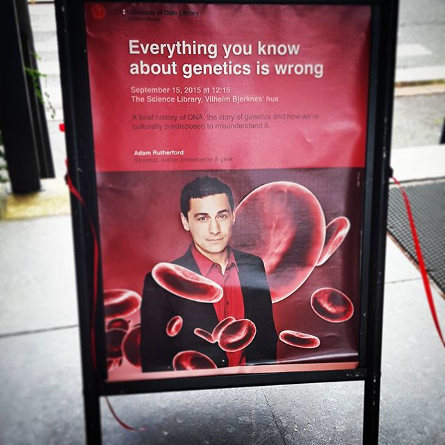 genetics-poster