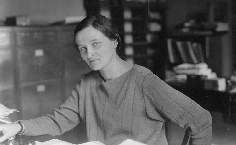Cecilia Payne-Gaposchkin-astronomikvinne