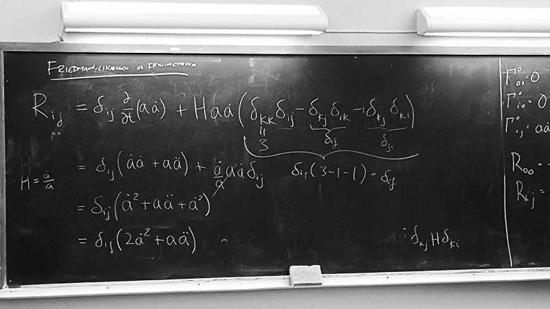 ast5220-kosmologi2-blackboard-friedmann