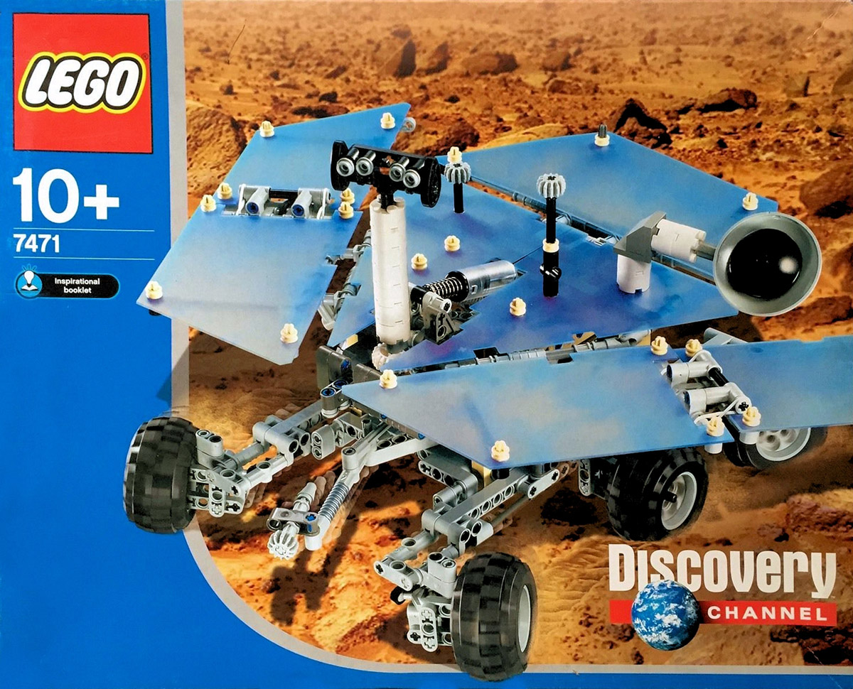 what makes the mars rover and explorer - photo #32