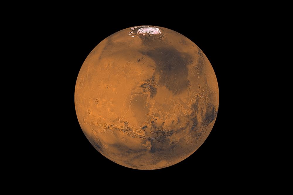 10 fakta om Mars