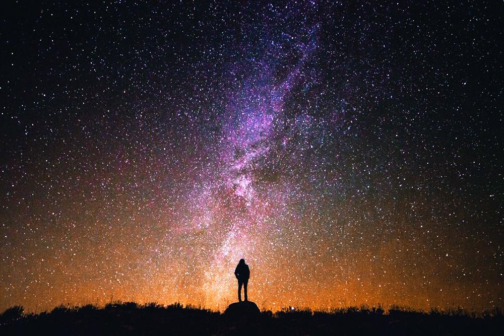 Hva er det jeg ser på himmelen?