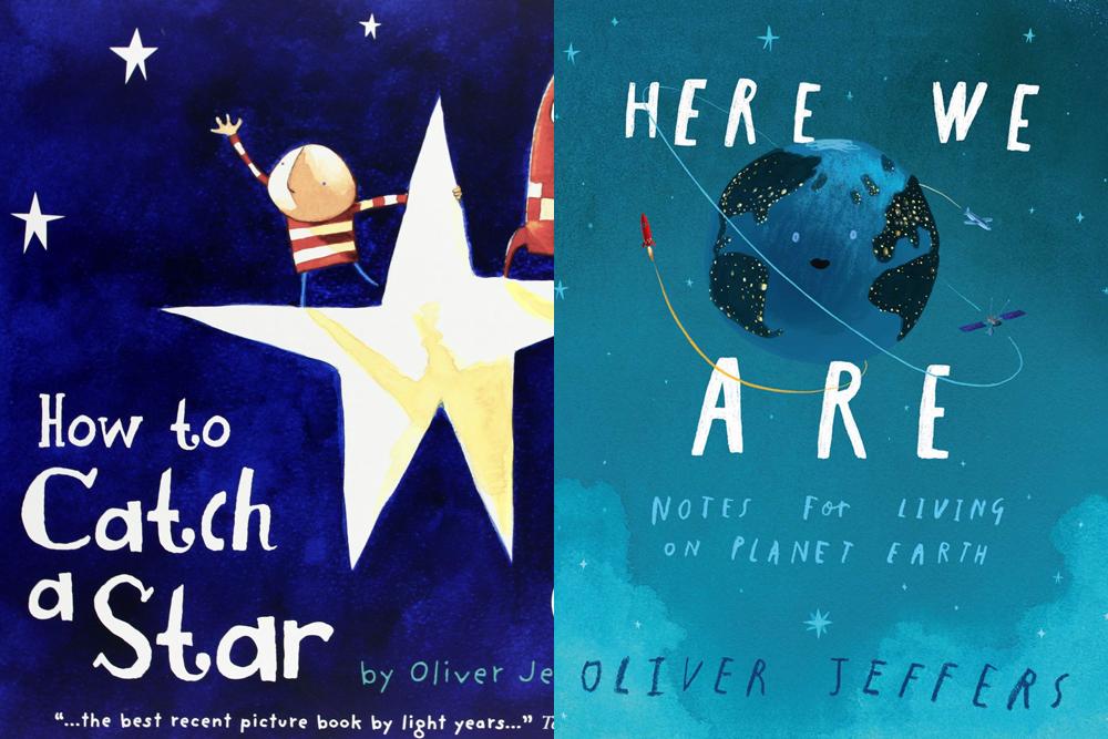 Astronomiske barnebøker (1)