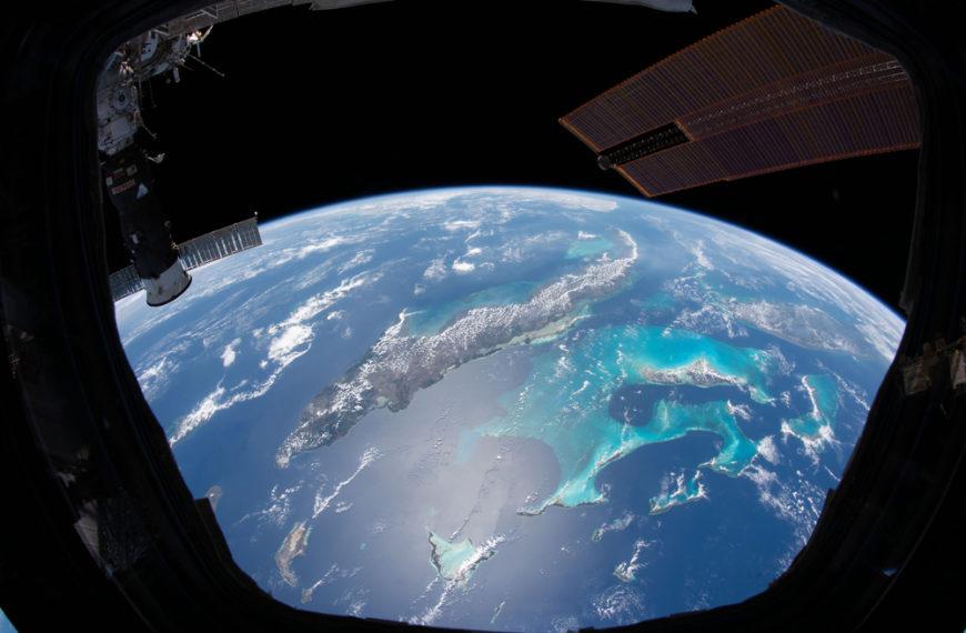 Jorda fra verdensrommet