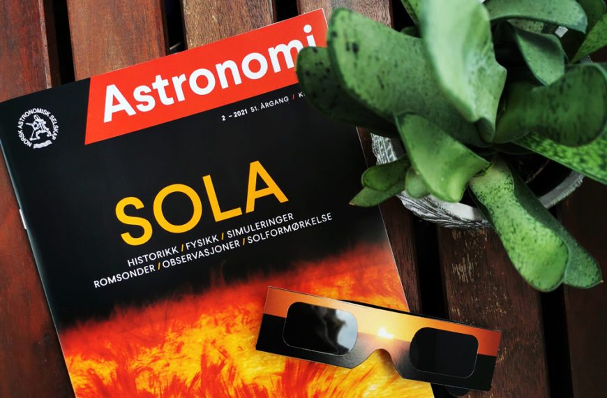 Nytt Astronomi-blad ute nå!