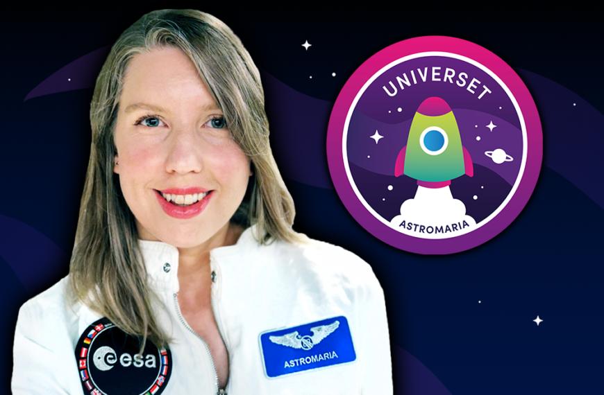 En reise gjennom universet for barn